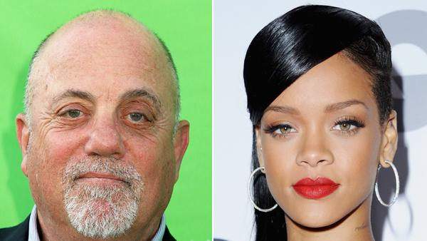 Rihanna, Billy Joel and More at Odds With Pandora Over Compensation