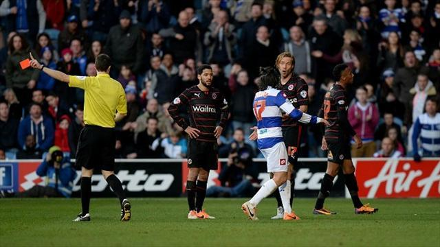 Championship - Reading appeal Gorkss red