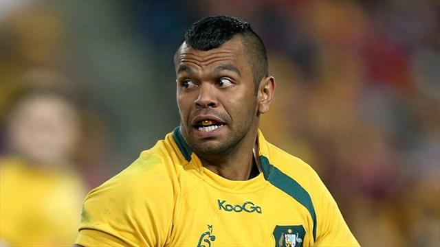 Super Rugby - Australia's Beale needs surgery, but will keep playing