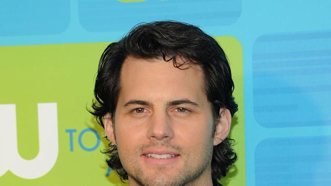 """Kristoffer Polaha (""""Life Unexpected"""") attends the 2010 The CW Upfront at Madison Square Garden on May 20, 2010 in New York City."""