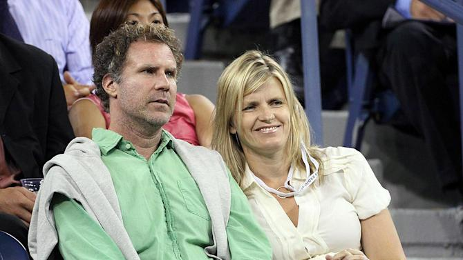 Ferrell Will US Open