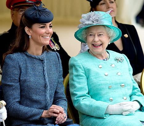 Kate Middleton in Labor: How Royals, Middletons Are Waiting Out Royal Baby's Birth