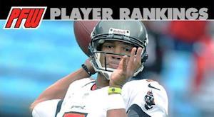 Week 15 QB rankings