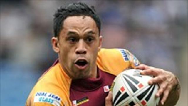 Rugby League - Ta'ai relishing Giants challenge