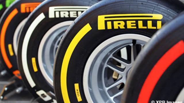 Formula 1 - Pirelli demands more pre-2014 tests