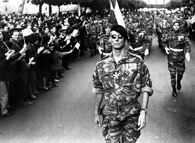 Christopher Nolan's Five Films that Influenced the Dark Knight Rises, The Battle of Algiers