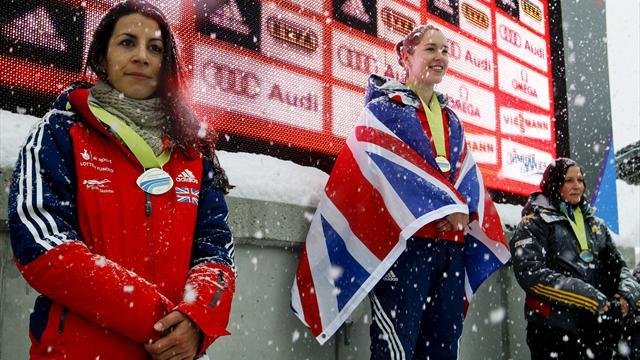 Skeleton - Skeleton hope Rudman admits there is room to improve