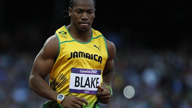 Athletics - Jamaica's Blake sets sights on top sprint ranking