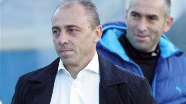 European Football - Levski refuse to accept coach Iliev's resignation