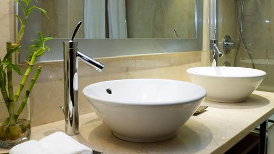 Five simple bathroom renovations that add value