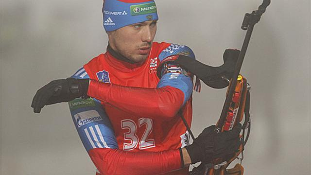 Biathlon - Shipulin gets first win of season