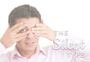 Bad Dates with Marketing: The 3 Traits of the Silent Type image silent1