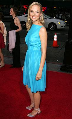 Pell James at the Hollywood premiere of Lions Gate Films' Undiscovered