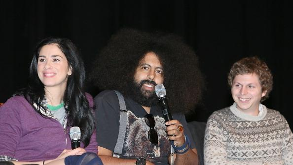 Sarah Silverman, Reggie Watts and Michael Cera