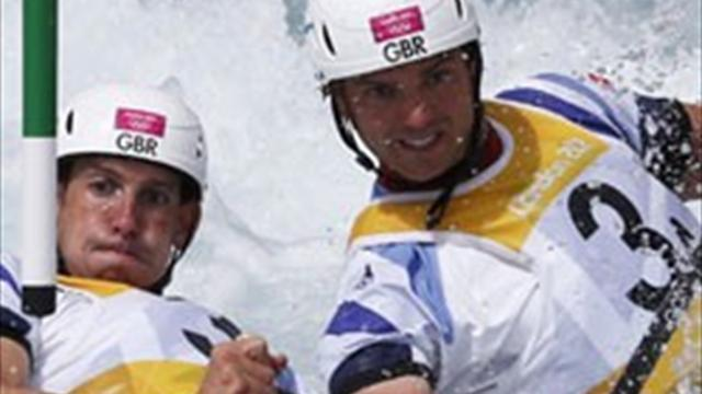 Canoe/Kayak Slalom - Baillie: Stott will return stronger
