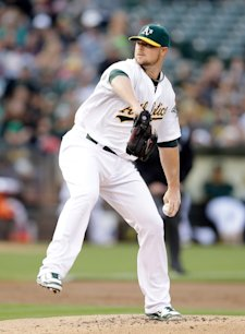 Jon Lester is coming off the best season of his career. (Getty Images)