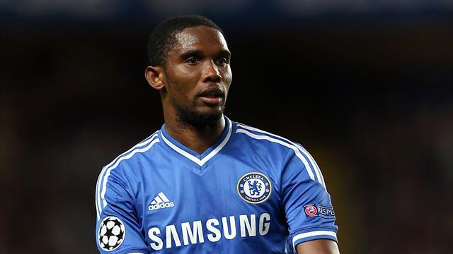 Premier League - Eto'o slams 'fool' Mourinho over age jibe