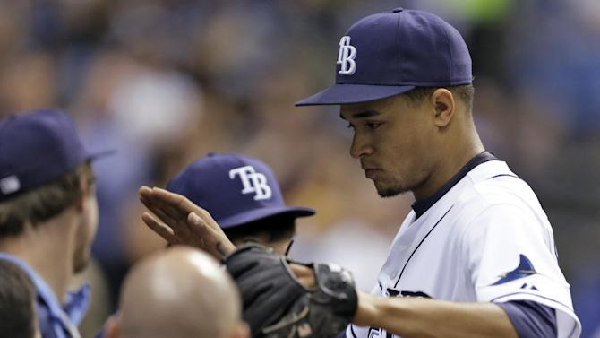 Archer has strong start, Rays blank Astros 5-0