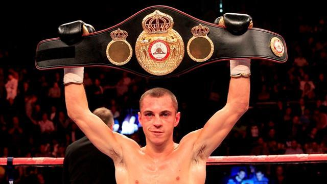 Boxing - Quigg to defend title on Froch undercard
