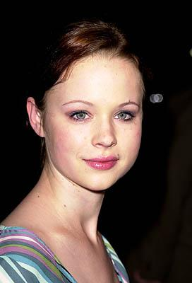 Thora Birch at the Hollywood premiere of MGM's Heartbreakers