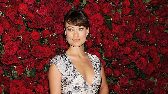Olivia Wilde Museum Of Modern Art