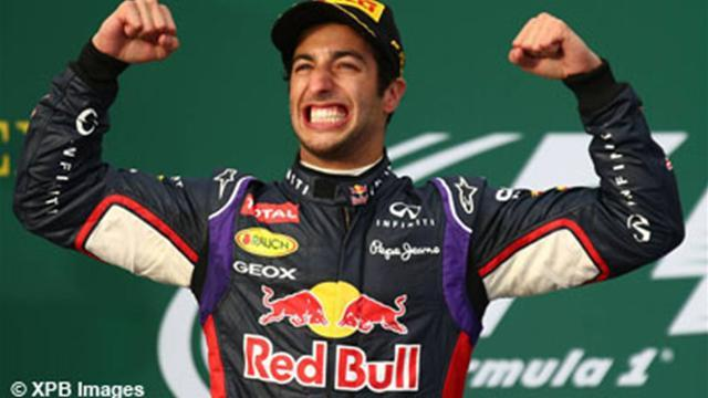 Formula 1 - Ricciardo amazed to even finish