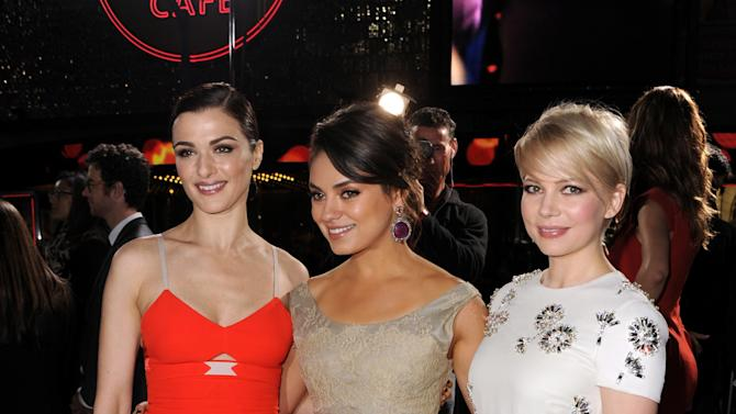 """Premiere Of Walt Disney Pictures' """"Oz The Great And Powerful"""" - Red Carpet"""