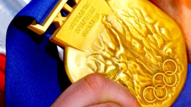 Olympic Games - GB legend's Olympic gold medal stolen from museum