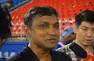 Sundram: Playing away with ten men is difficult