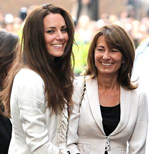 Kate Middleton's Mom, Carole Middleton, Rescues Local Dog, Considers Expanding Family Party-Planning Business