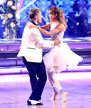 Amy Purdy Injured on Dancing with the Stars, Gives Updates from Hospital After Suffering Back Problems