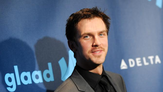 """FILE - This March 16, 2013 file photo shows actor Dan Stevens at the 24th Annual GLAAD Media Awards at the Marriott Marquis in New York. """"Downton Abbey"""" fans were devastated when Stevens recently made his dramatic exit from the series at the very end of the show's third season. He recently starred in """"The Heiress"""" on Broadway with Jessica Chastain and shot a role in an upcoming film about the founder of WikiLeaks with fellow British actor Benedict Cumberbatch.  Stevens is now filming a movie in Brooklyn, New York with Liam Neeson called """"A Walk Among the Tombstones."""" (Photo by Evan Agostini/Invision/AP)"""