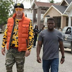 Will Ferrell, Kevin Hart Comedy 'Get Hard' Under Fire for Racist, Homophobic Jail Jokes