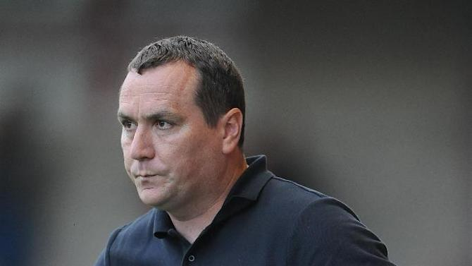 Micky Mellon has been sacked as Fleetwood boss