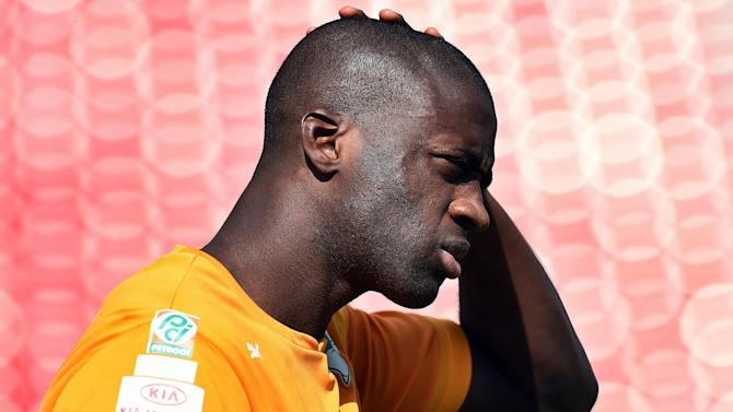 World Cup - Yaya Toure fit for Ivory Coast opener against Japan - coach