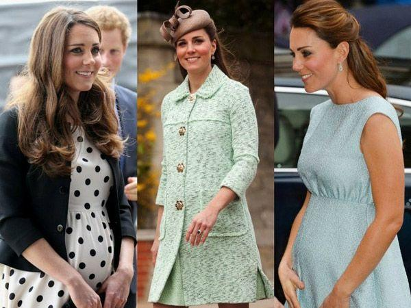 Kate Middleton: She was accused of being â'Mommyrexic' and following an unhealthy diet. What's more, media stated that she wasn't the ideal mommy to look upto while being pregnant, only because she wa