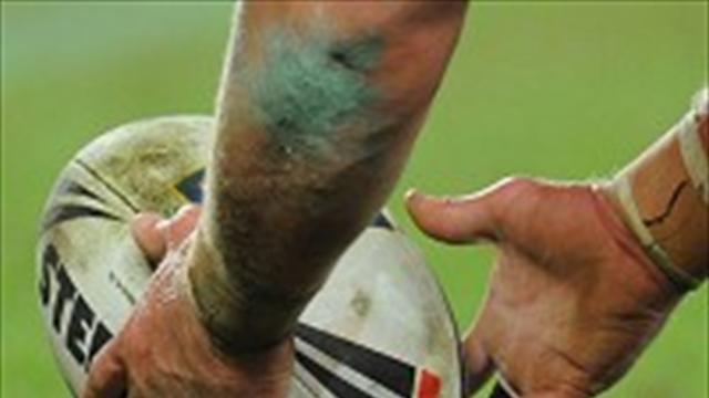 Rugby League - Batley take top spot