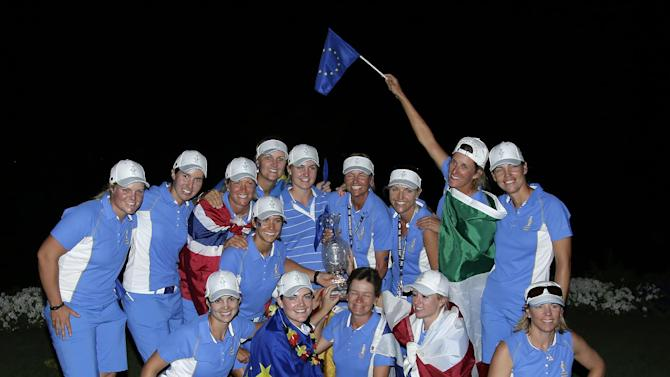 Solheim Cup Golf