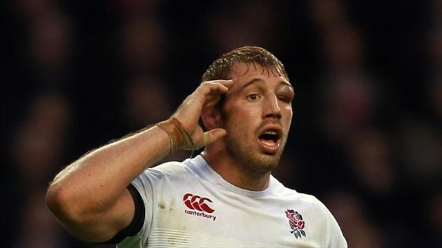 Rugby - Robshaw targets Six Nations glory