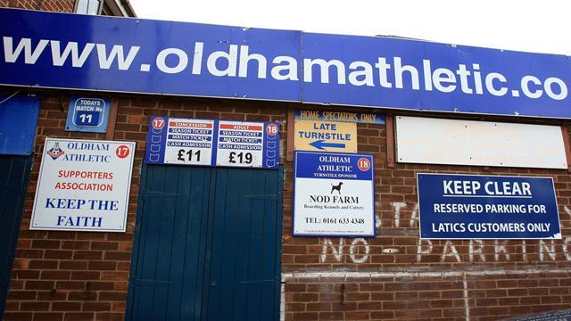 League One - Applicants pile up for Oldham job