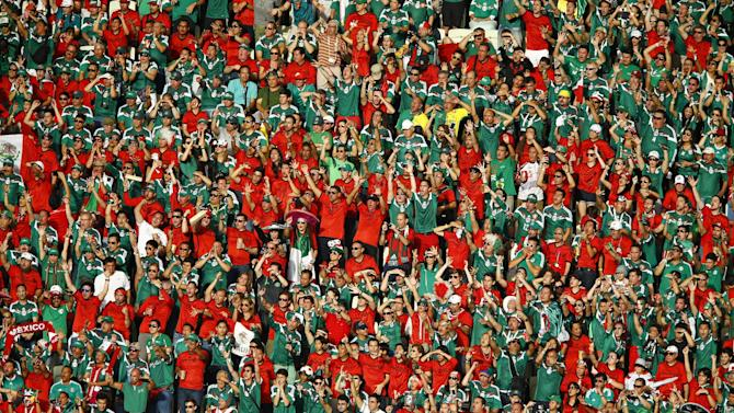 World Cup - FIFA clears Mexico over alleged homophobic chants