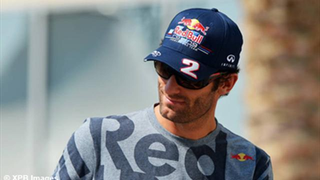 Formula 1 - Webber demands total support from Red Bull