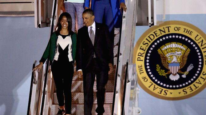 President Obama Visits South Africa As Part Of His African Tour