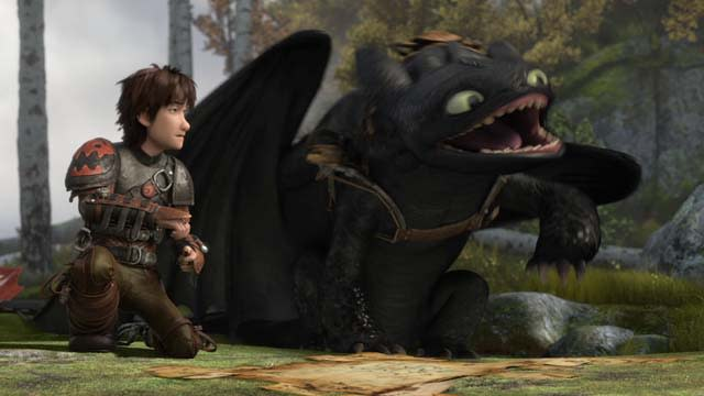 'How to Train Your Dragon 2' Theatrical Trailer 2