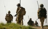 British Soldier Killed In 'Insider Attack'