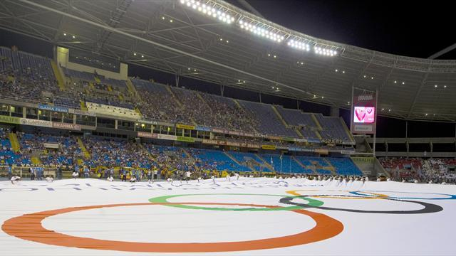 Olympic Games - Rio 2016 athletics stadium shut indefinitely