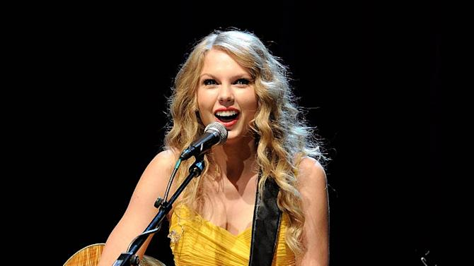 Swift Taylor CountryHOF