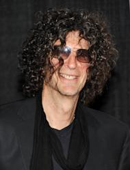 """FILE - In a Dec. 1, 2010 file photo, Howard Stern attends the Quentin Tarantino Friars Club Roast at the New York Hilton Hotel in New York. Stern will be joining the judges' panel on """"America's Got Talent,"""" and the NBC summer talent show will uproot itself from Los Angeles to accommodate the New York-based shock jock, the network said Thursday. Stern, whose daily radio show airs on Sirius XM, is replacing Piers Morgan, who departed """"Talent"""" after last season to free up his busy schedule. (AP Photo/Evan Agostini)"""