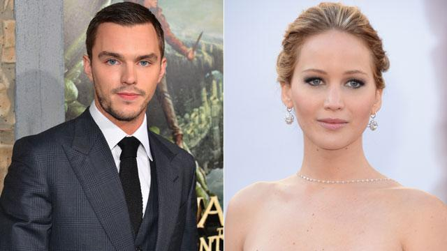 Nicholas Hoult on What Makes J. Law So 'Special'