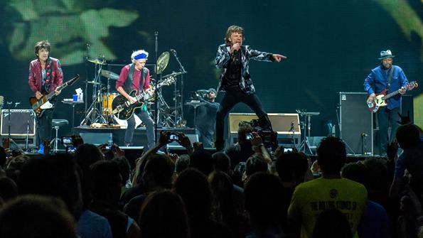 The Rolling Stones Offer Plenty of Surprises in Los Angeles Tour Kickoff